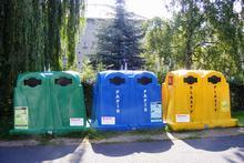 Svoz separovaného odpadu